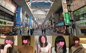 熊本でハメ撮りしたビッチなセフレ5人を晒す【JD~人妻まで】