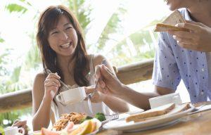 食事のみ関係でお小遣いが貰える♪リッチなご飯パパをゲットする方法