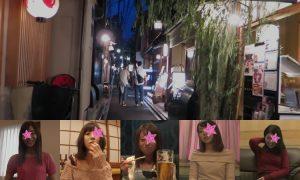 ナンパ&出会い系でハメ撮りした京都のビッチ&セフレがこちらw